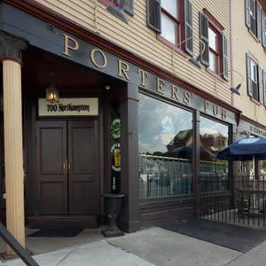 Porters Pub Easton
