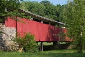 Bogert's Bridge in Allentown