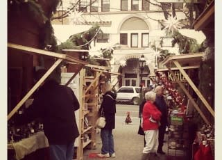 Christmas City Village