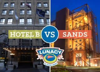 Historic Hotel Bethlehem vs. Sands Bethlehem