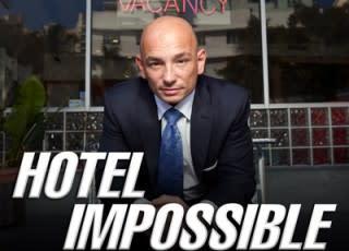Mr. Hotel Impossible, Anthony Melchiorri