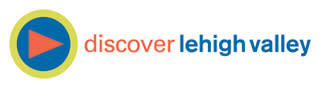 The Current Discover Lehigh Valley Logo