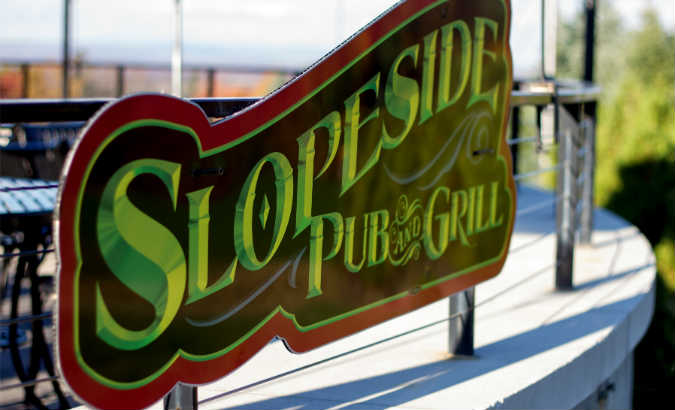 Slopeside Pub and Grill