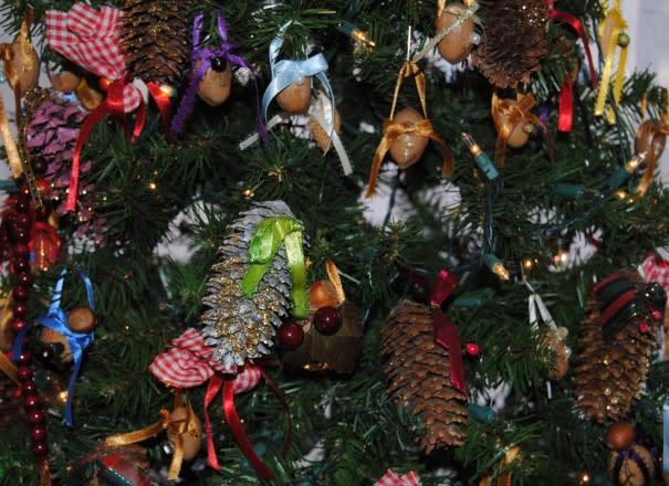 African American Christmas Tree