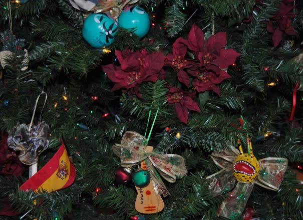 Latino Christmas Tree