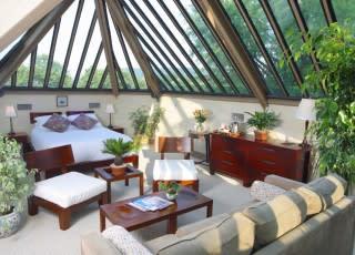 Sayre Mansion - Conservatory