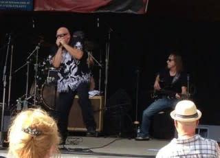 The James Supra Blues Band