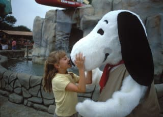 Planet-Snoopy