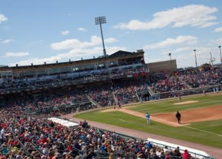Coca-Cola Park home of Lehigh Valley IronPigs