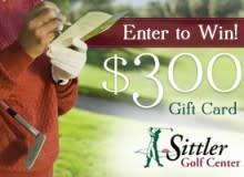 Sittler Golf Center Giveaway