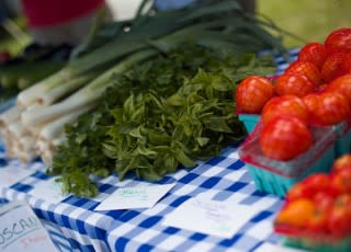 Lehigh Valley has great Farmers Markets