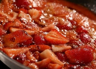 Prime's Strawberry Sauce Recipe