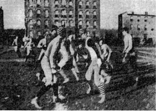 The First Lehigh Lafayette Game