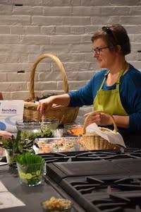 Demonstration Kitchen