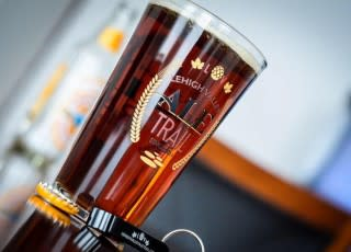 ale trail glass