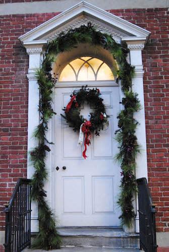 Holiday Doors of Historic Downtown Bethlehem