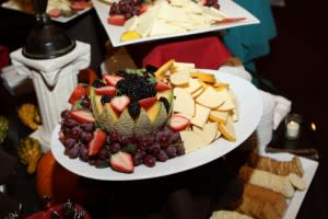 Fruit-cheese