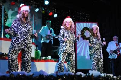 Christmas Pajamas Skit