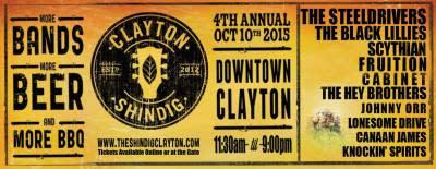 Clayton Shindig