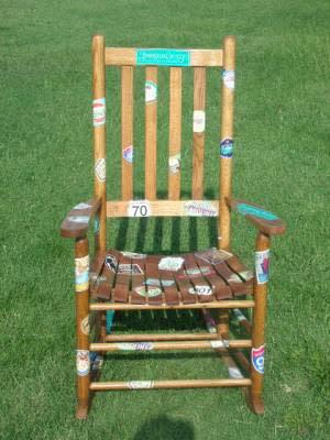 JCVB Rocking Chair