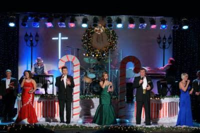 AMJ Christmas Show