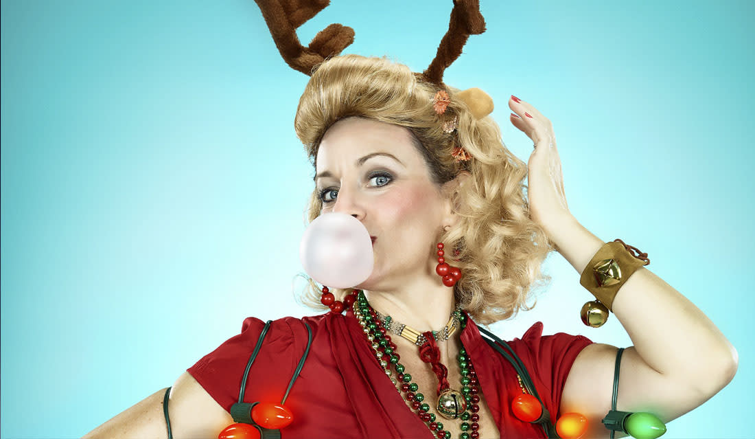 The Great American Trailer Park Christmas Musical at Trustus Theater in Columbia, SC