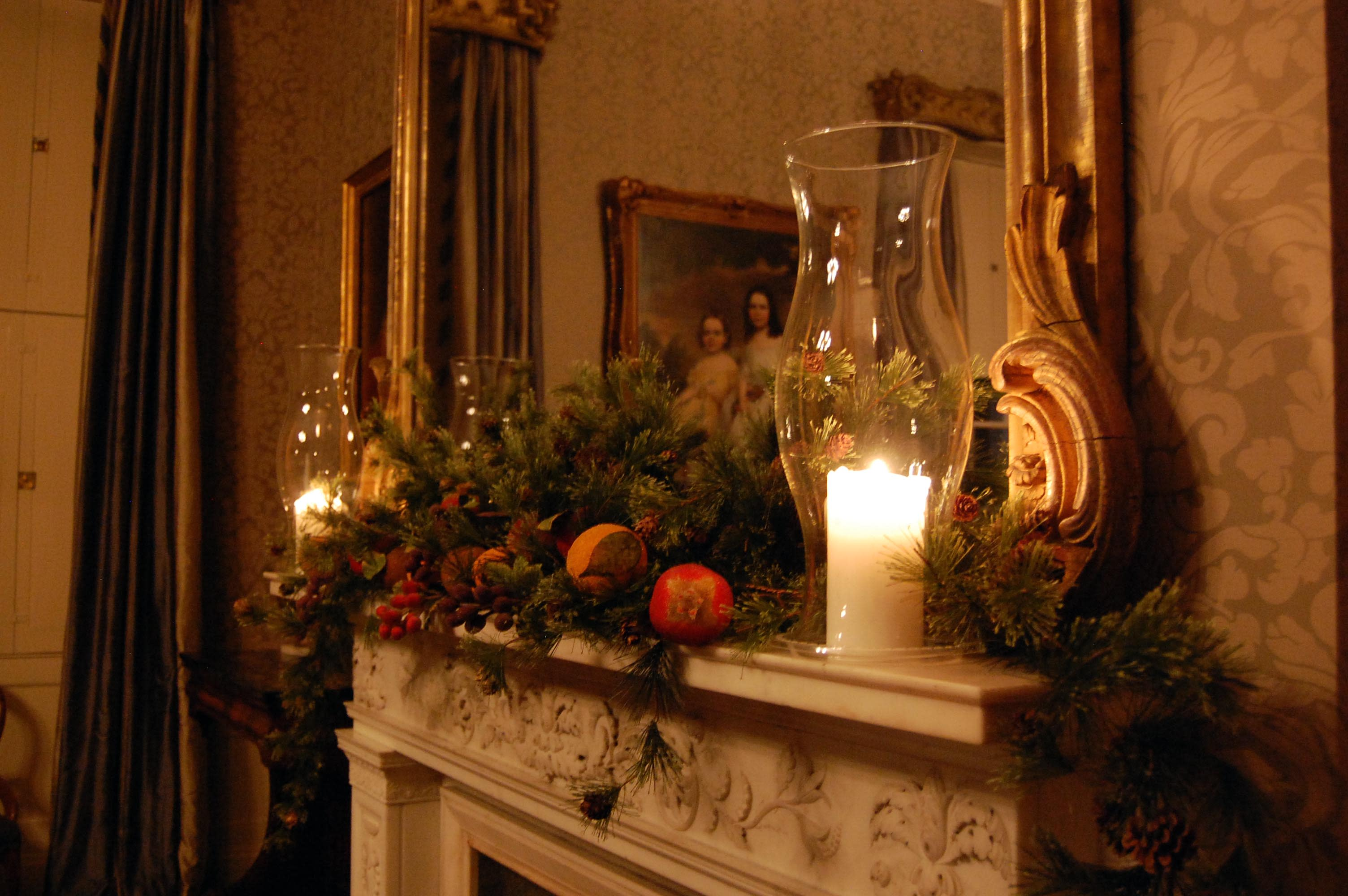 Candelight Tours & Carriage Rides at Historic Columbia's Robert Mills House in Columbia, SC