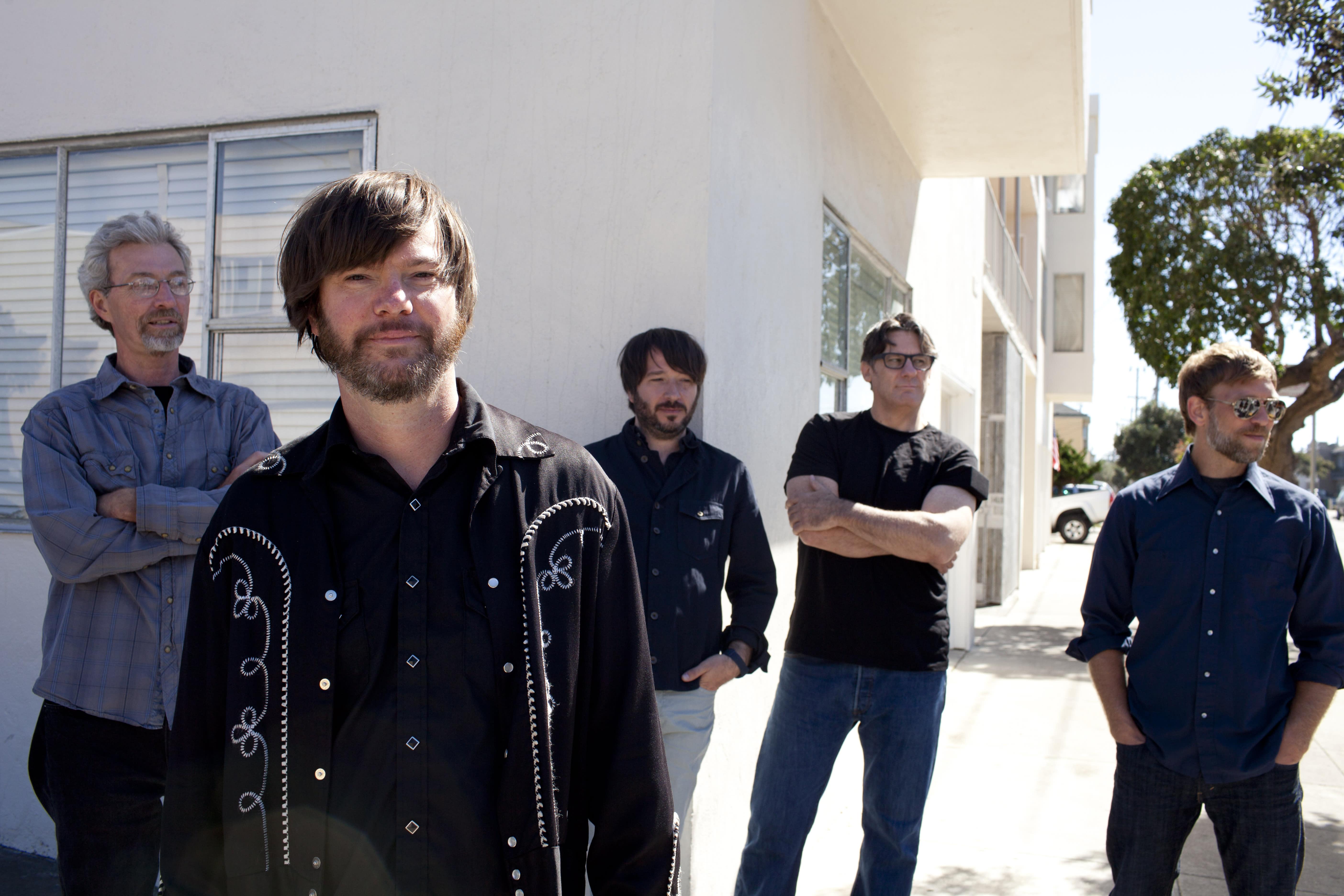 Son Volt is the headliner for 2013's Jam Room Music Festival