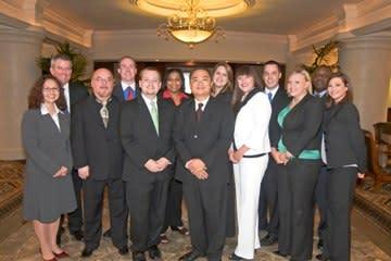 Hilton Senior Staff