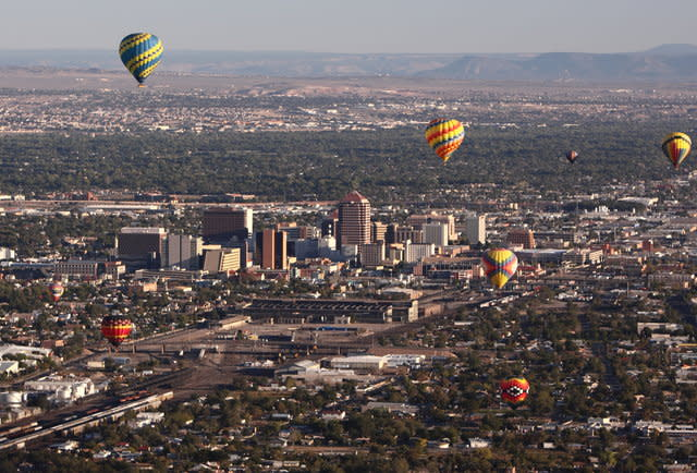 Thrillist names Albuquerque one of America's 13 most misunderstood cities in 2016
