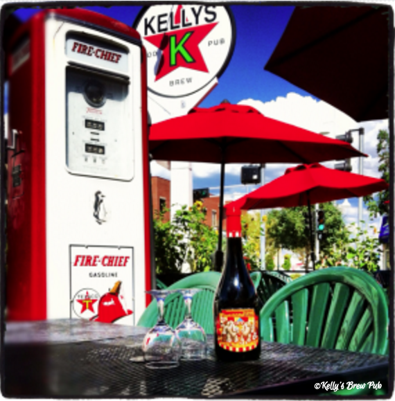 Pet-friendly restaurants in Albuquerque New Mexico, Kelly's Brew Pub