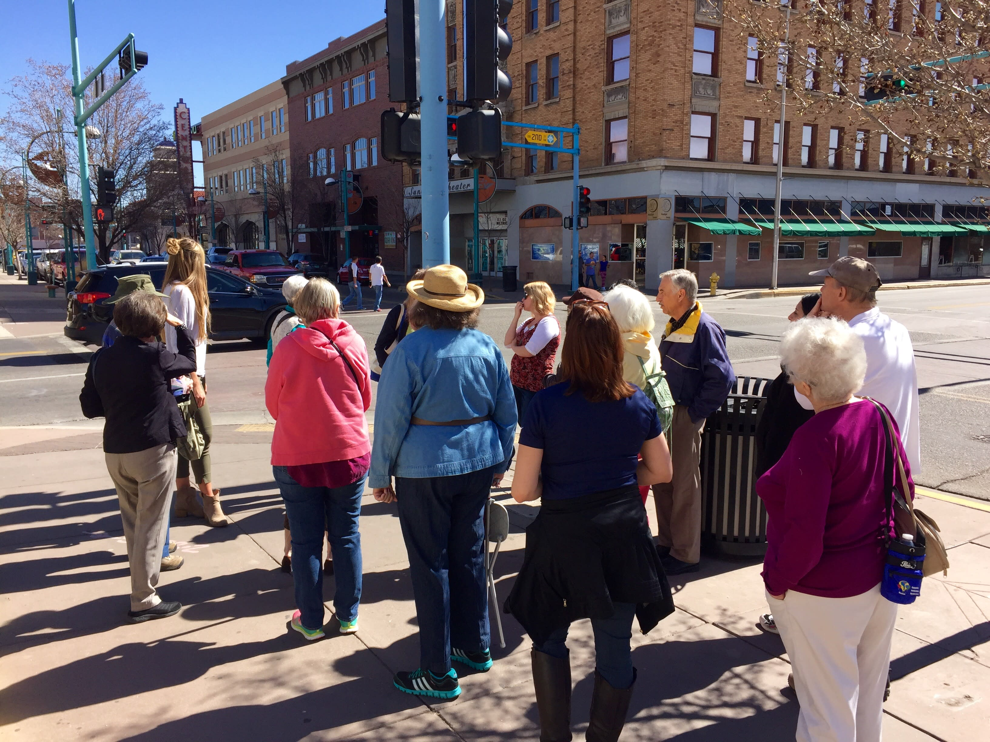 Albu-Quirky Weird Walk, tour in Downtown Albuquerque