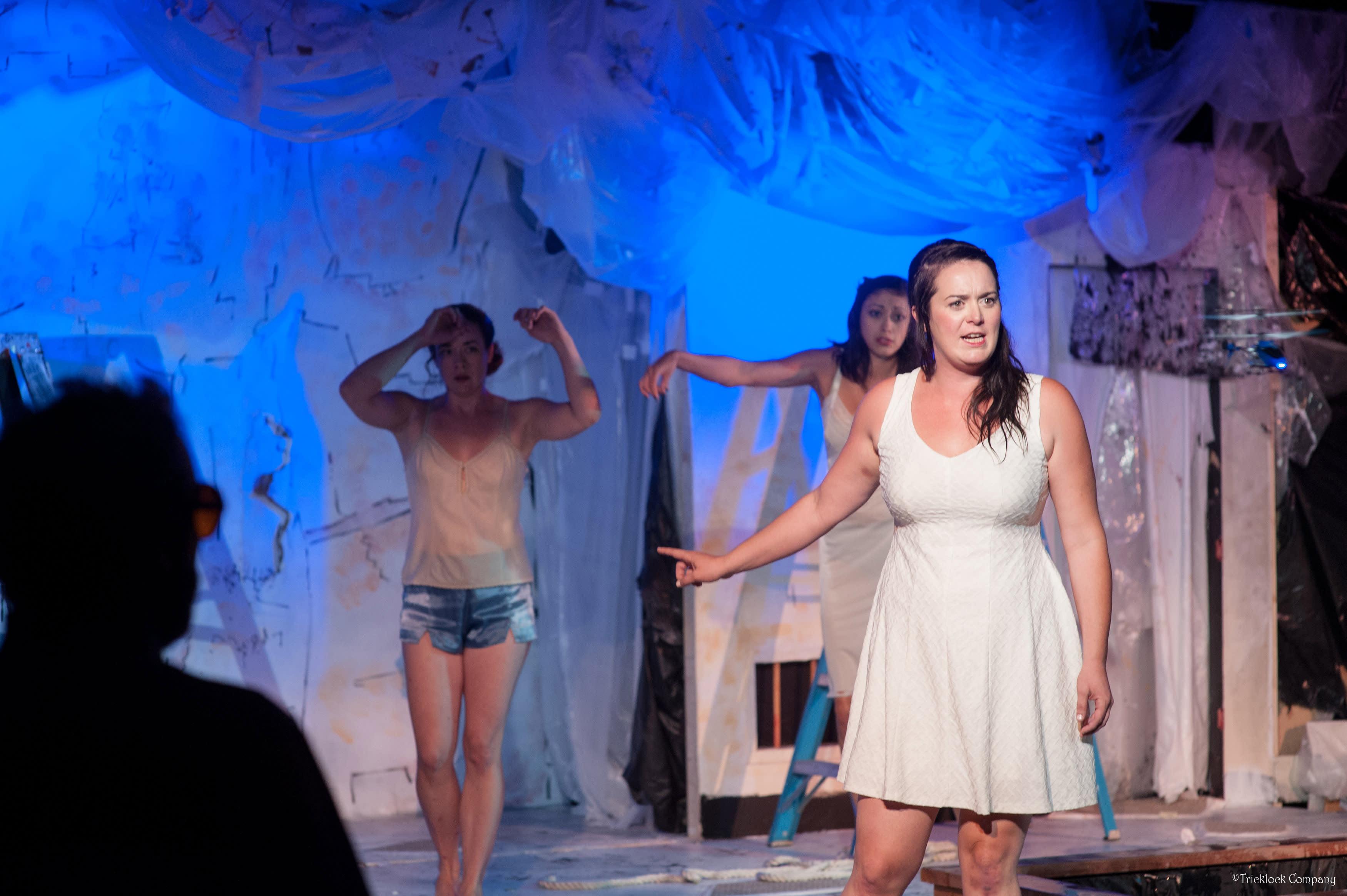 Revolutions Theatre Festival by Tricklock Company