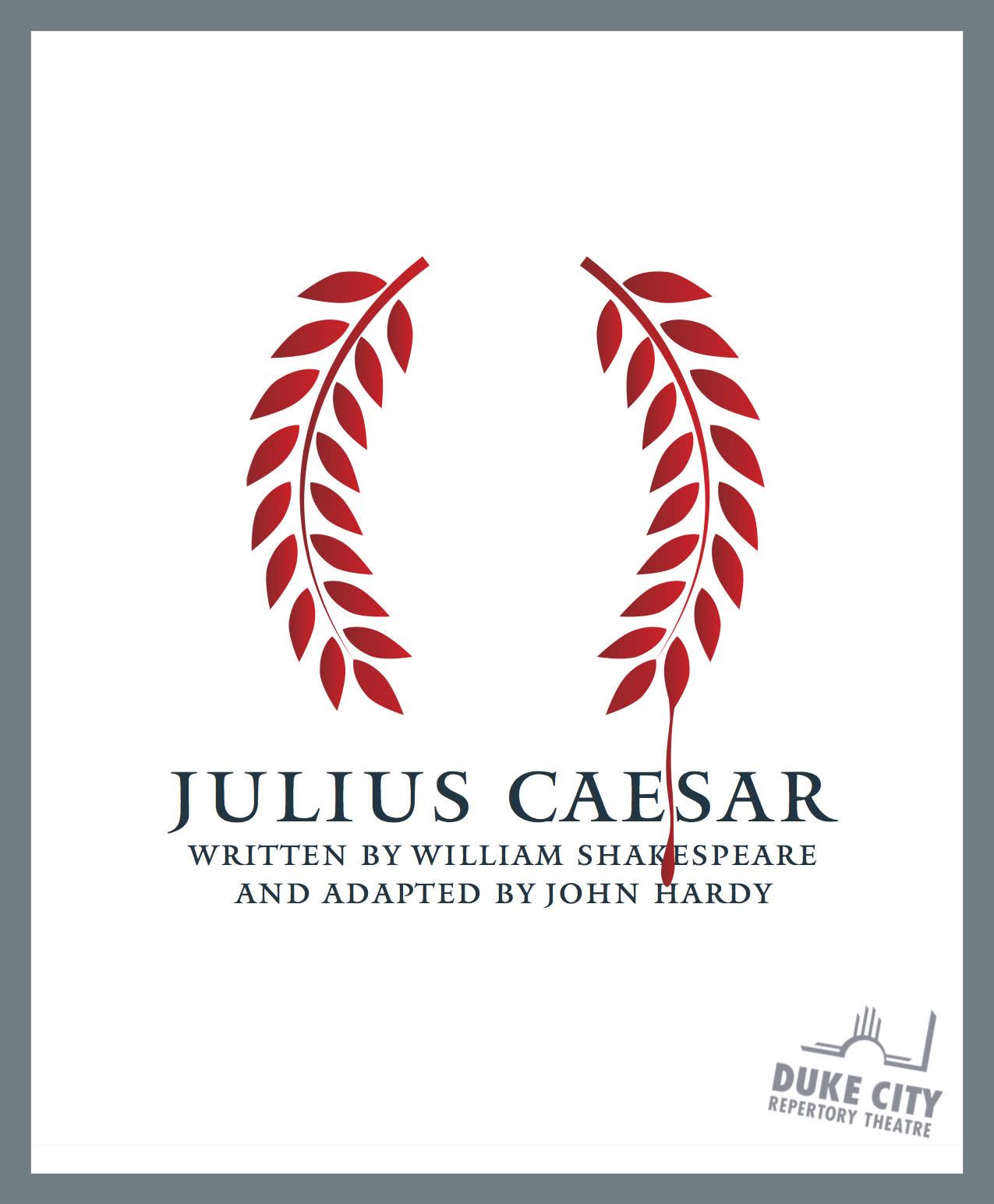 Julius Caesar by Duke City Repertory Theatre