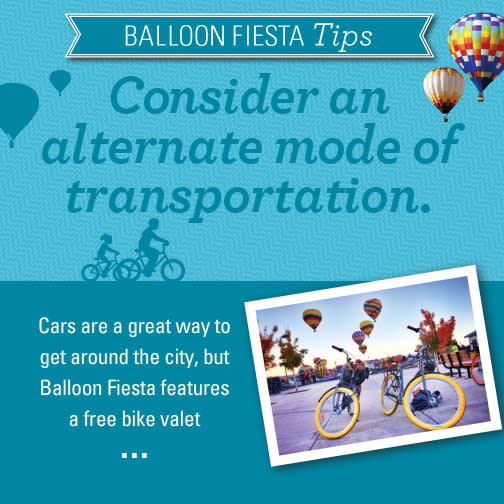 Tips for the Albuquerque International Balloon Fiesta