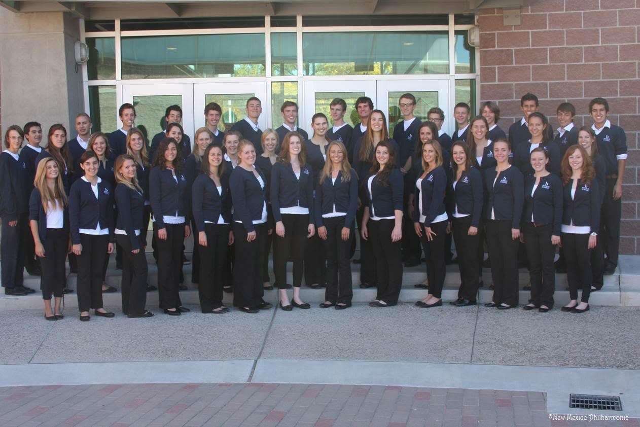 New Mexico Philharmonic Holiday Pop Concert in Albuquerque