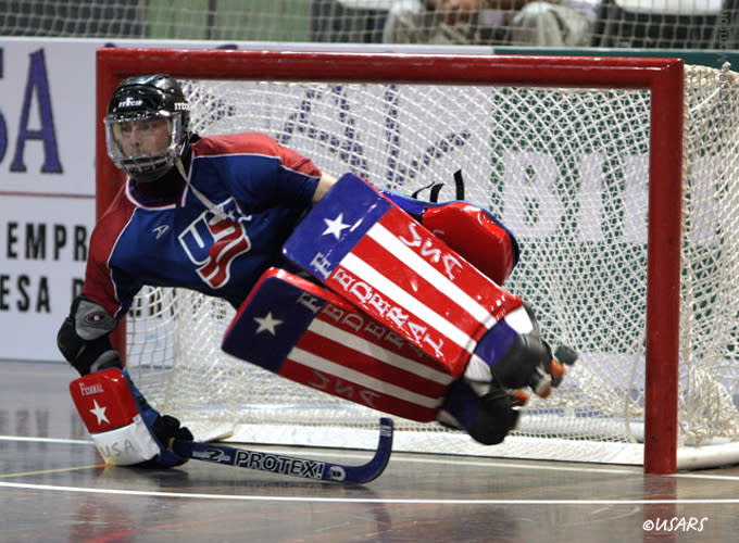 USA Roller Sports Hockey in Albuquerque