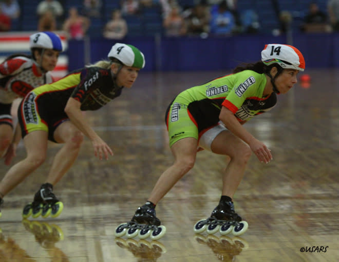 USA Roller Sports competition in Albuquerque