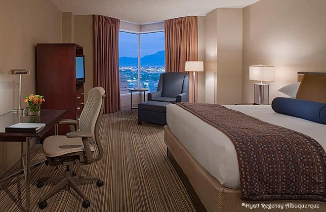 Hotel options in Albuquerque