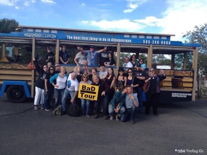 ABQ trolley tours