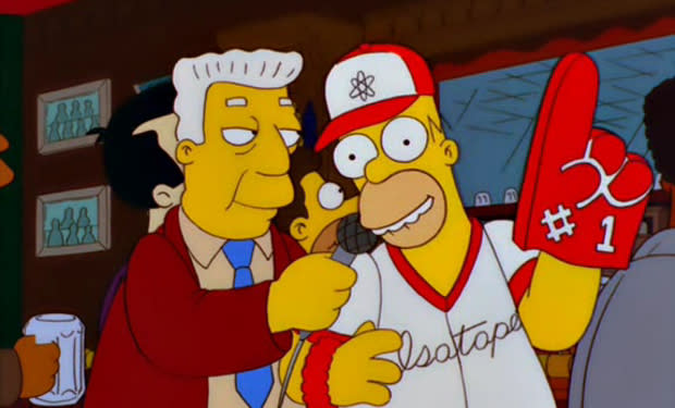 The Springfield Isotopes on The Simpsons inspired the name for the Albuquerque Isotopes baseball team
