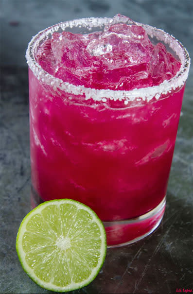 Margaritas at Zacatecas Tacos & Tequila in Nob Hill, Albuquerque