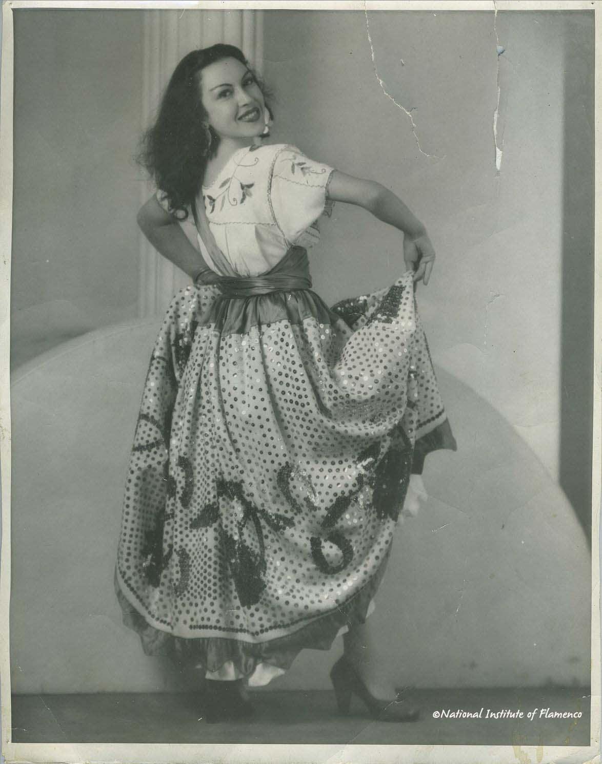 National Institute of Flamenco - Clarita Garcia de Aranda