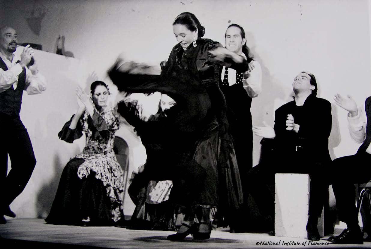 National Institute of Flamenco, Eva Encinias Sandoval