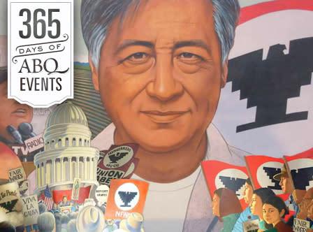 César Chávez Day - VisitAlbuquerque.org