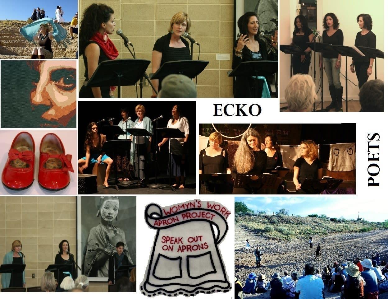 ECKO Poets in Albuquerque