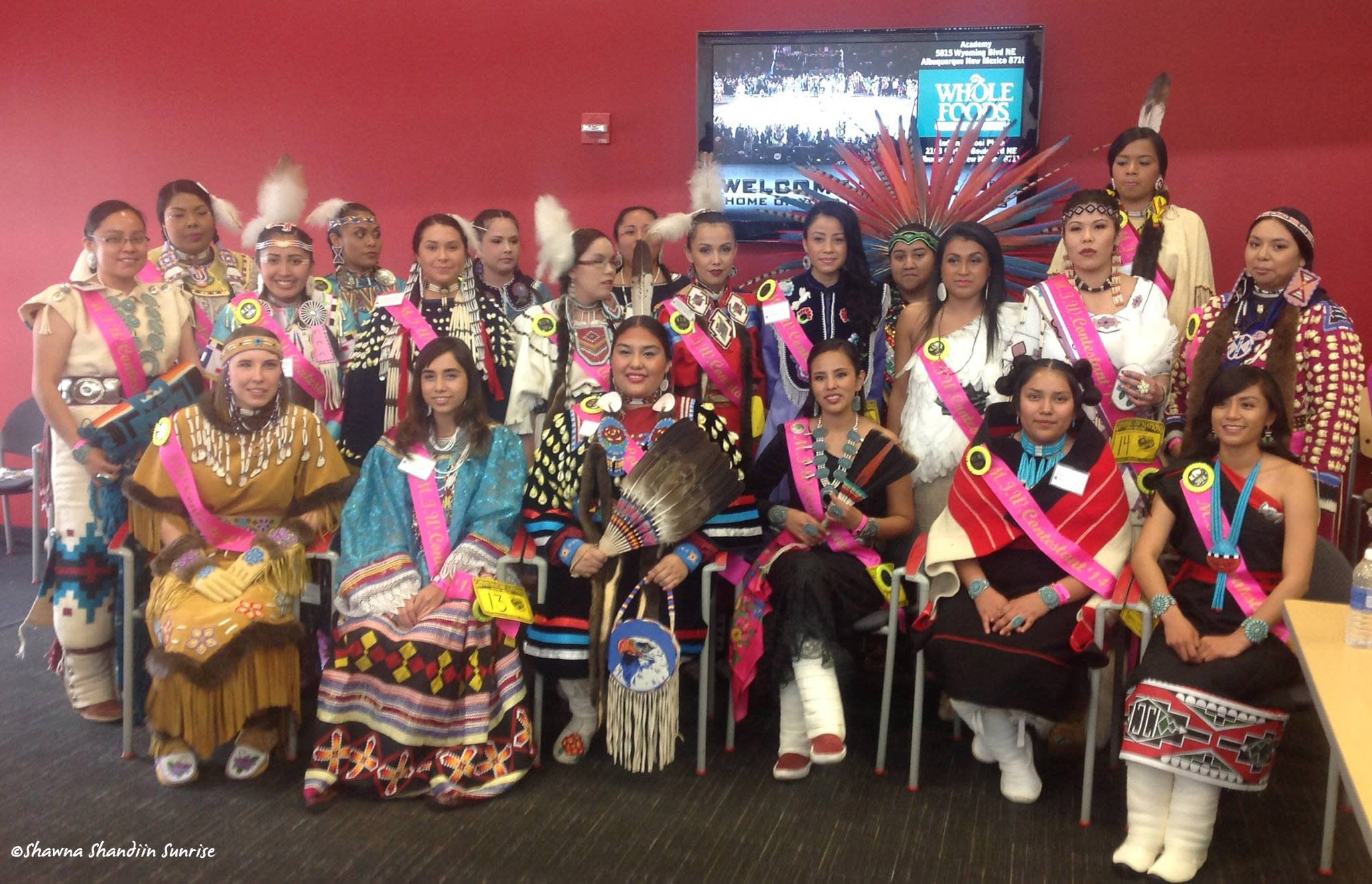 Gathering of Nations, Miss Indian World ©ShawnaShandiinSunrise