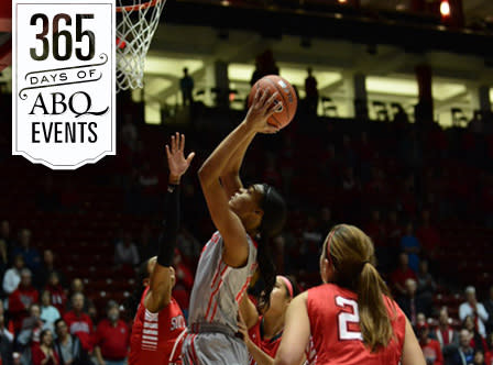 UNM Women's Basketball vs Boise State - VisitAlbuquerque.org