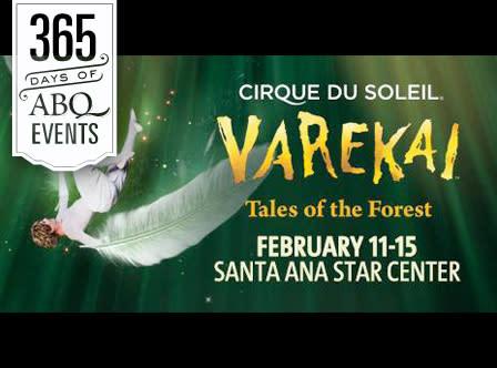 Performance: Cirque du Soleil – Varekai - VisitAlbuquerque.org
