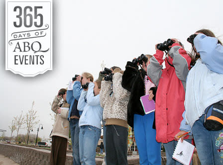 Great Backyard Bird Count at the Botanic Garden - VisitAlbuquerque.org